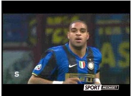 Adriano torna Inter
